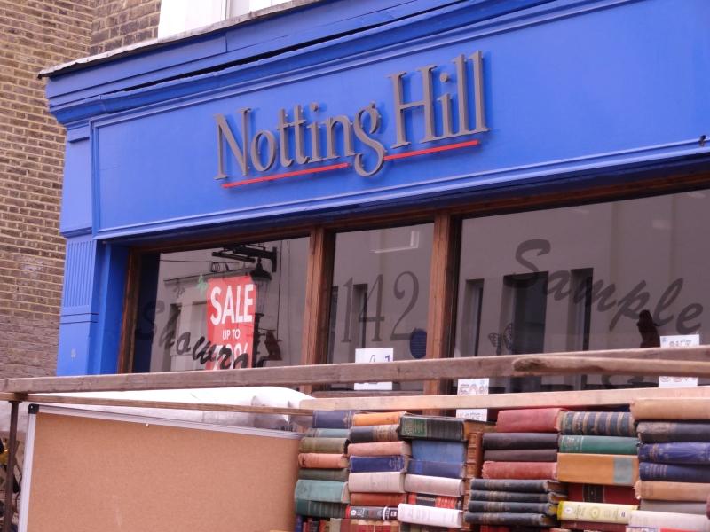 Notting HillCrédits alexdesourdy
