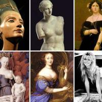 Les idéaux de beauté chez la femme au fil du temps