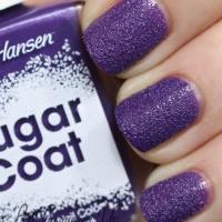 Nouveauté cosmétique : les vernis à ongles Sugar Coat et Fuzzy Coat de Sally Hansen