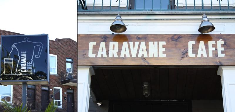 caravane café