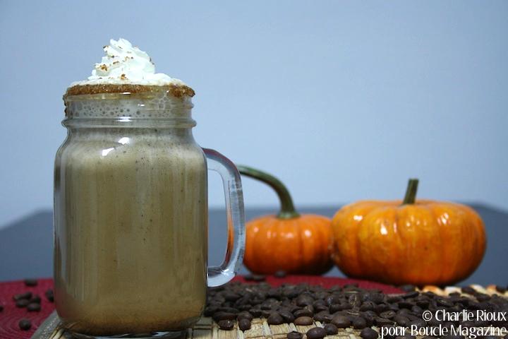 latte citrouille epicee vegetalien