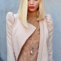 Le blond récit d'une jeune fille au Danemark