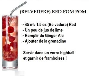 Drink Belvedere