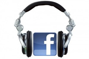 Facebook music services