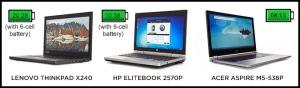 Durée de pile - laptopmag.com