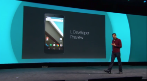 Android L - Gizmodo.fr