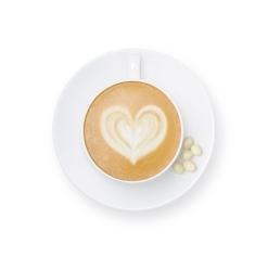 Flat White de Second Cup - Image